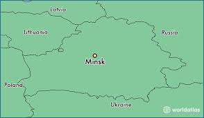 minsk russia maps where is minsk belarus minsk minsk map worldatlas