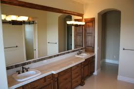 brilliant double sink bathroom mirror ideas for intended decor