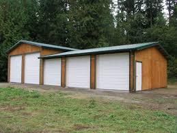 welcome to ark custom buildings inc marysville wa garages shops 3 welcome to ark custom buildings inc marysville wa garages shops 3 bay shop with 2 rv storage wood sided