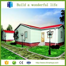 Low Cost House Design by Heya Superior Quality Low Cost Ready Made Steel Frame Residential