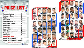 amazon com barber shop posters barber posters everything else