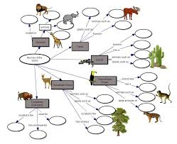 biome concept map fill in the blank