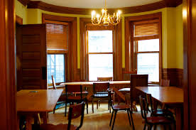theta xi delta chapter the dining room can comfortably seat 20 people and is usually filled with brothers sunday thursday evenings for meals cooked by our private chef