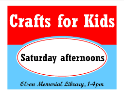 crafts for kids saturday