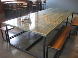 amazing table made out of door 41 in with table made out of door