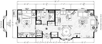 Model Home Floor Plans Seabrook Mobile Home Floor Plan Factory Expo Home Centers