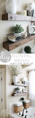 spinning l that projects pictures on the walls fabulous farmhouse open shelving diy projects page 6 of 11