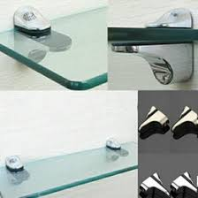 Glass Shelving Brackets by Discount Glass Shelving Brackets 2017 Glass Shelving Brackets On