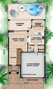 mediterranean style floor plans mediterranean style house plan 3 beds 2 50 baths 2891 sq ft plan