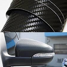 Car Interior Carbon Fiber Vinyl Amazon Com Ledpartsnow 3d Black Carbon Fiber Adhesive Vinyl