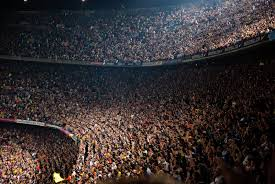 the coming revival filling stadiums totally captured with latest