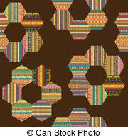 africa map fabric africa map with typography made of patchwork fabric