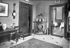 1920s home interiors inside the house