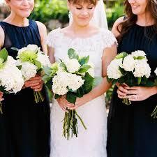 white hydrangea bouquet hydrangea wedding bouquets brides