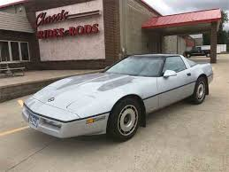 84 corvette value 1984 chevrolet corvette for sale on classiccars com 18 available