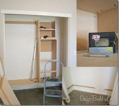 Diy Build Shelves In Closet by 50 Handmade Closet Kit Tutorial Day 4 30 Days To An Organized