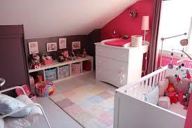 chambre bébé violet inspiration chambre bébé mauve