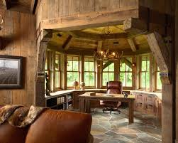 Hunting Decor For Living Room by High Croft Hunting Barn Interior Ideas Design For Traditional Home