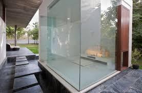Glass Wall House by Poona House By Rajiv Saini