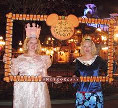 mickeys not so scary halloween party elly and caroline u0027s magical