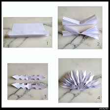 How To Make Home Decor Littlebigbell How To Make A Christmas Paper Snowflake Guest