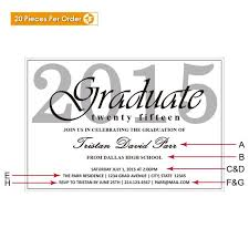 Ceremony Cards F Themes Graduation Announcement Card Wording Also Invitation