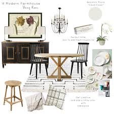 modern farmhouse living pattern me pretty
