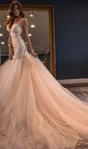 robe de mari e sirene robe de mariée coupe sirène avec des bretelles parfaite pour les