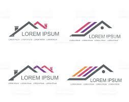 Free Real Estate Logo Templates by Real Estate Vector Logo Design Template Stock Vector Art 524171353