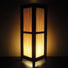 15 u0027 u0027 tall asian oriental japanese bamboo art decor bedside table