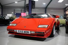 lamborghini countach replica performance icons u0027fly u0027 at cca december sale classic car auctions