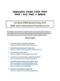 Visual Anatomy And Physiology Pdf Download Mbbs Ist Prof Part I U0026 Part Ii Books
