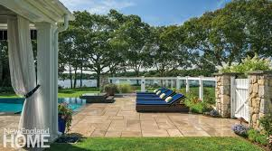 Outdoor Entertaining Spaces - galleries new england home magazine