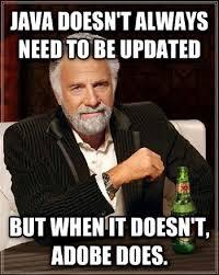 Internet Geek Meme - geek themed meme of the week java adobe edition network world