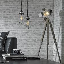 Tripod Floor Lamp Spotlight Floor Lamp Large Tripod Spotlight Graham U0026 Brown