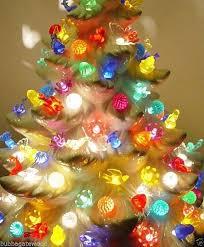 ceramic light up christmas tree 36 ceramic christmas tree berry gumdrop lights plastic twist