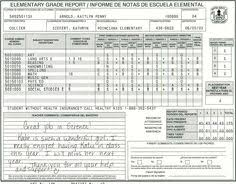 homeschool middle school report card template free printable and easy to make report cards for homeschool