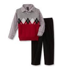dockers newborn infant toddler boys shirt sweater vest