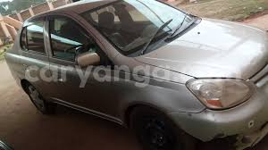 toyota platz car buy used toyota platz silver car in lilongwe in malawi caryanga