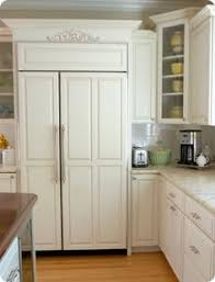 fridge that looks like cabinets i love these refrigerators that don t look like refrigerators they