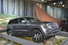 jeep hawk trail new trailhawk is the most off road capable jeep grand cherokee 30