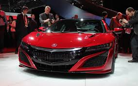 Acura Nsx Weight 2017 Acura Nsx Performance Manufacturing Center Visit Review