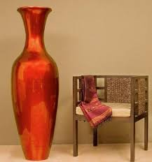 Large Vase For Living Room Vases Design Ideas Tall Orange Floor Vase Home Design Ideas