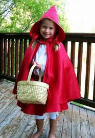 Hooded Halloween Costumes Red Riding Hood Halloween Costume Threads