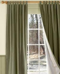 what curtains are best for insulation a very cozy home