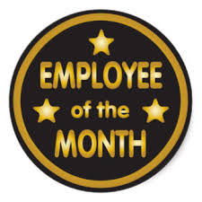 of the month employee of the month gifts on zazzle
