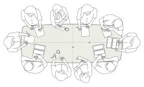 8 person table dimensions confluence conference table by focal upright furniture ergocanada