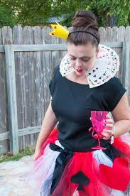 The Joy Of Fashion Halloween Cute Homemade Cookie Monster Costume by 25 Queen Of Hearts Costume Ideas And Diy Tutorials Tulle Tutu