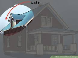 How To Cap A Hip Roof How To Install Asphalt Shingles 15 Steps With Pictures