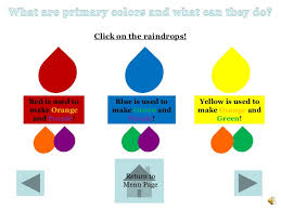 what colors make yellow color theory ppt final